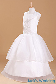 first communion Girls dresses - JW1742