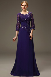 Formal mother of the bride gowns - M2569