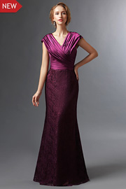 Luxury mother of the groom dresses - JW2686