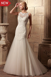 semi formal wedding gowns - JW2626